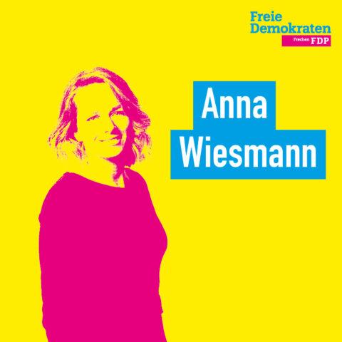Kachel Anna Wiesmann