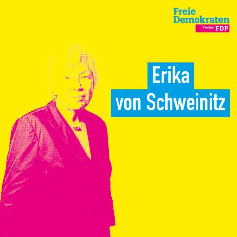 Kachel Erika von Schweinitz