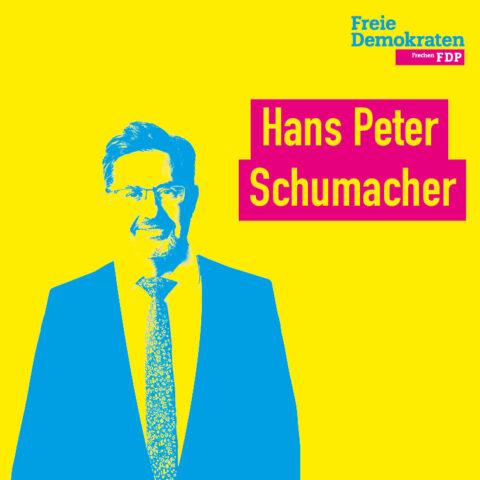 Kachel Hans Peter Schumacher