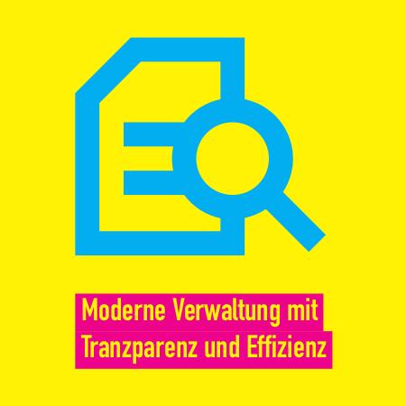 Moderne Verwaltung